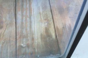 Dirty windows and tracks