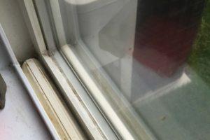 Dirty window tracks