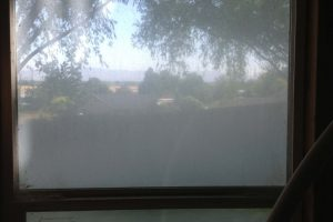Dirty home windows