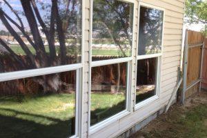 Clean home windows